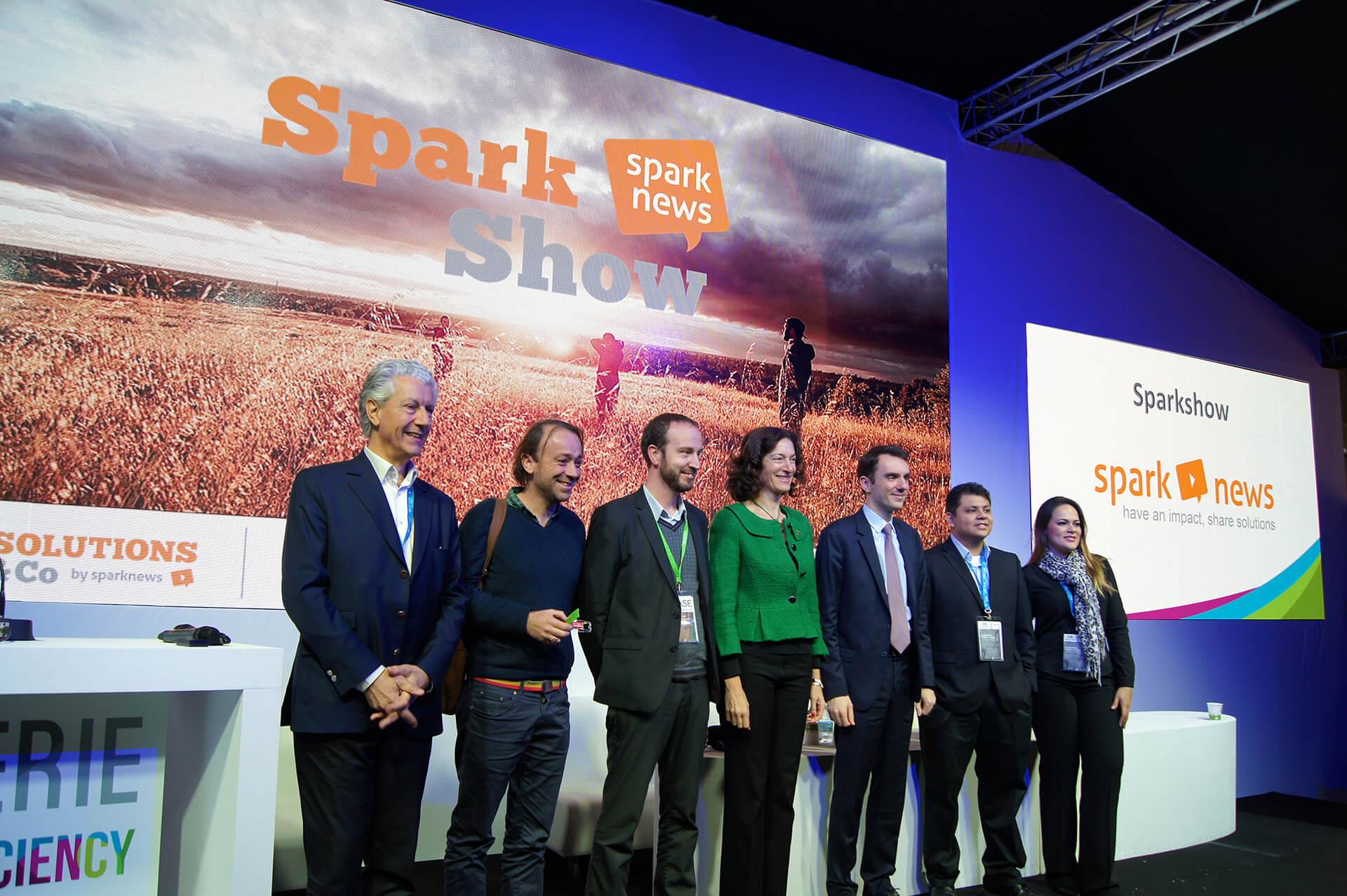 Sparkshow