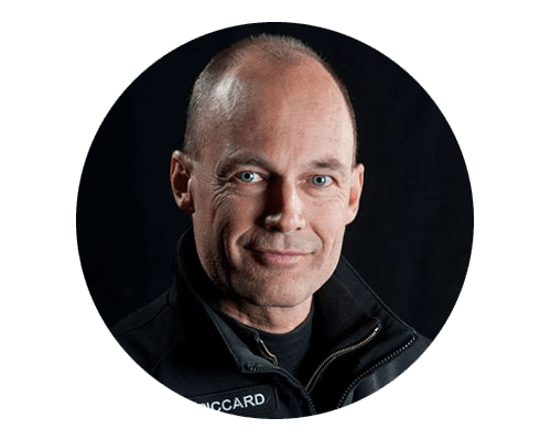 Bertrand Piccard (Adventurer, 1st world tour in the Solar Impulse)