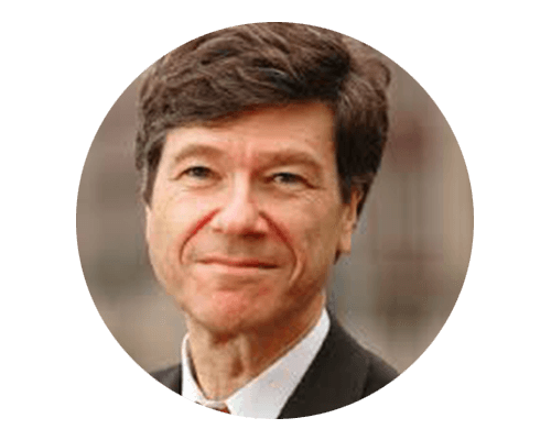 Jeffrey Sachs (Economist and Counsellor for the UN General Secretary)