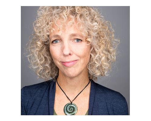 Jennifer Morgan (DG de Greenpeace International)
