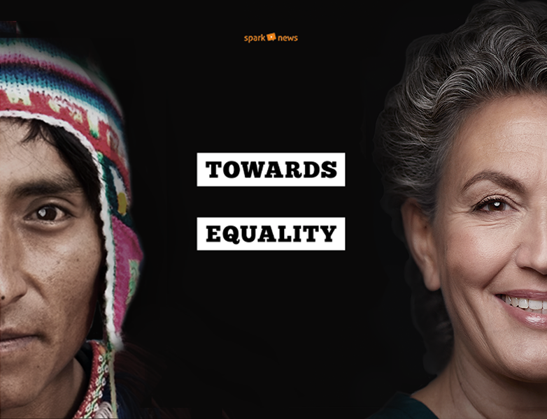 towards equality by sparknews