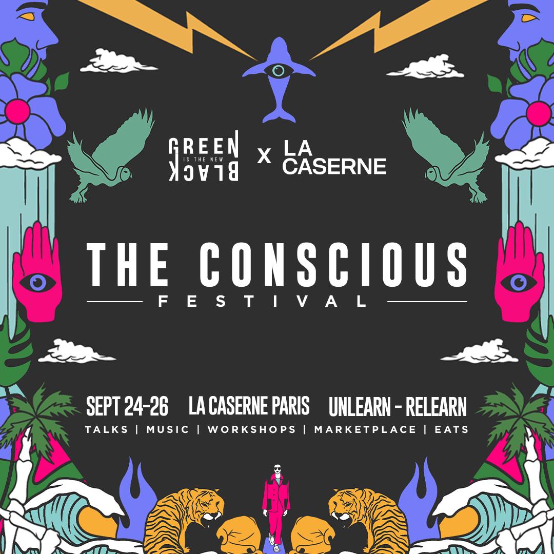 conscious festival 2021
